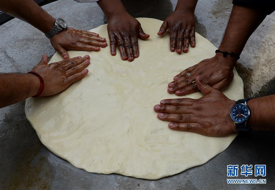 印度大饼有望打破记录