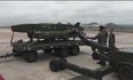 韩军试射重型动力炸弹