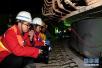 好消息!郑万高铁万吨T构桥横跨京广高铁转体成功