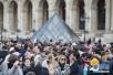 """巴黎清洁工人""""暂停""""罢工 市区清洁恢复正常"""