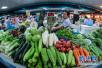 受强冷空气降温影响 山东这些蔬菜价格上涨