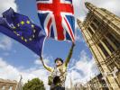 """英国首相称英国支付""""脱欧分手费""""有附加条件"""