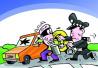 男子出狱当晚故伎重演 砸盗11辆车被批捕