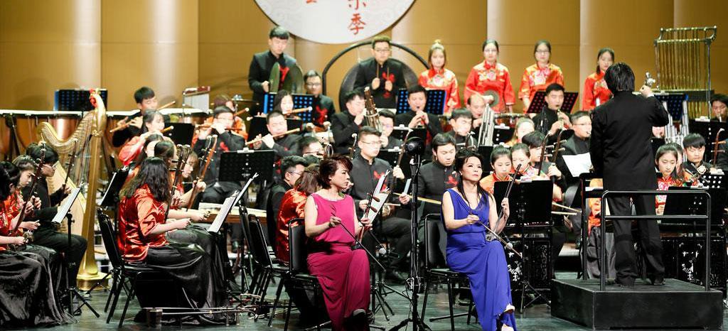 即墨举办国际民族音乐季首场音乐会