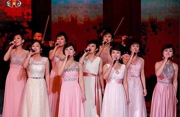 可能随团访韩的朝鲜牡丹峰乐团是什么来头?