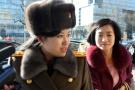 朝鲜代表团美女是谁
