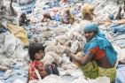 欧洲垃圾在亚洲堆积如山