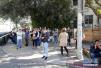 美国洛杉矶一所中学发生枪击事件
