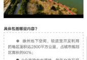 可用水赶5个云龙湖、9成可开发 徐州地下还有啥?