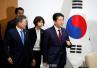 安倍称目前尚不能推迟韩美军演 文在寅:系韩内政