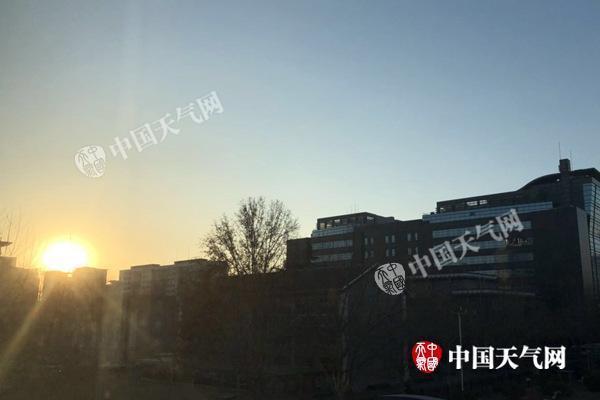 澳门线上赌博开户:北京初一最高气温达7℃ 空气质量一般初四好转