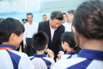 """香港輿論及各界人士高度評價習主席給""""少年警訊""""回信"""