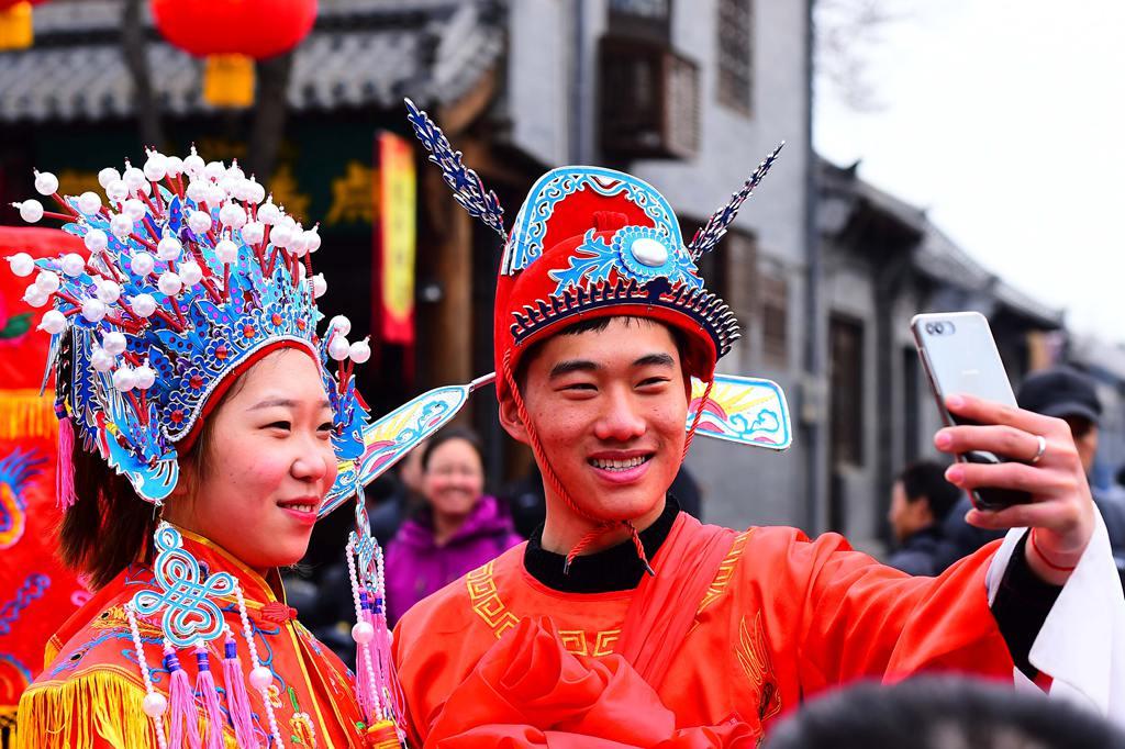 山东:春节表情包