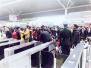 为服务节后铁路返程高峰 郑州局增开直通临客72.5对