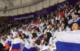 为观看俄罗斯世界杯 韩国啦啦队为俄运动员打call