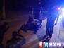 男子突发疾病路边晕倒 荆门民警及时施救送医