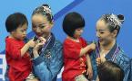 花游世界系列赛法国站首日 中国队摘得两枚银牌