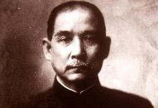 1925年孙中山在北京逝世