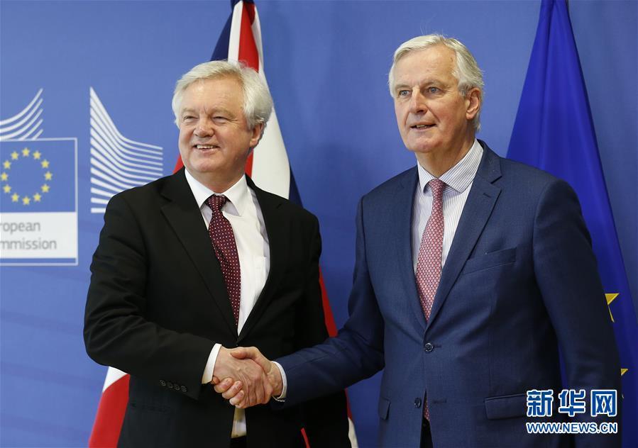 脱欧过渡期条款达成广泛协议