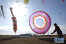 潍坊有个中国风筝第一村 一年产值2.6亿