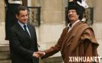 萨科齐被拘竟跟卡扎菲有关?深扒二者之间的恩怨情仇