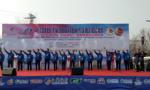 2018徐州国际马拉松赛今日鸣枪开跑 中国选手取得男女全马冠军