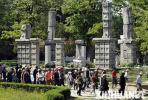 圆明园踏青节持续1个半月 游客可赏古丁香听昆曲