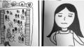 泪奔!9岁女孩画胃癌妈妈:我好好画了妈妈会好起来吗