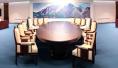 火速围观!金正恩和文在寅会晤会场内部曝光:一号座椅刻朝鲜半岛地图