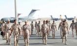 卡塔尔军队赴沙特参加军演