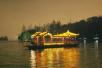 """西湖夜游船上线 按照G20""""西湖夜游""""接待元素布置"""