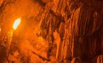 泸州神秘溶洞如人间仙境