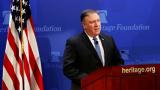 美国务卿威胁对伊朗实施最严厉制裁