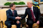 """朝鲜刚炸掉核试验场特朗普就取消""""特金会"""" 媒体这样分析原因"""