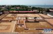 北戴河秦行宫遗址保护与展示设施工程主体完工