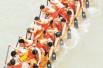 安庆一男选手龙舟赛试水时落水溺亡,周围数十人都未穿救生衣
