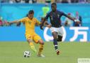 【高清组图】世界杯:法国队胜澳大利亚队