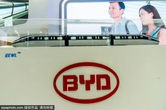 BYD recalls more than 10,000 cars over defective airbags