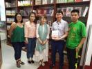 俄罗斯的第一家中国主题书店 和杭州到底有什么关系?