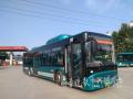 常坐公交车的有福了 济南公交78路全换成了新车