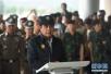 泰国总理巴育视察游船翻沉事故救援指挥中心 并看望伤者和遇难者家属