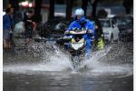 """北京强降雨明天上午结束 未来七天开启""""桑拿""""模式"""