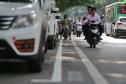"""郑州:停车位""""占道"""" 后续:将取缔不符合标准的停车位"""