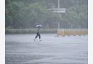 山东雨势增强 鲁东南、半岛局部大雨或暴雨