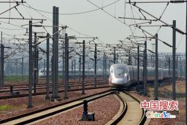 郑州局加开2趟高铁 助力双节游巴蜀