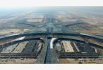 北京新机场高速吊装横跨南六环 全线计划明年完工