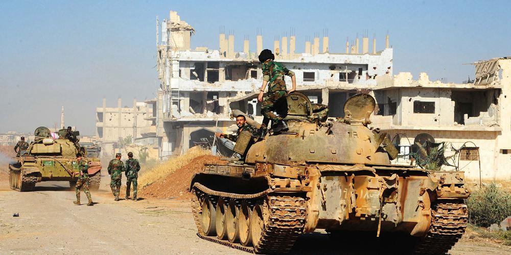 叙利亚:下月将重开南部重要边境口岸