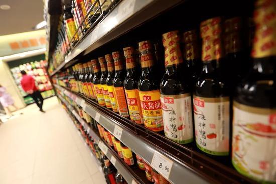 """""""变味""""的酱油 超7成酱油检出增鲜剂"""