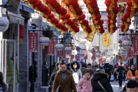 烟袋斜街旧影:重回旧日北京城