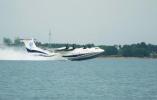 刚刚,中国大型水陆两栖飞机AG600成功水上首飞!